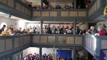 Konzert am 4. Advent in der Walkersbrunner Kirche