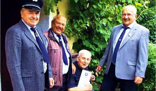 Ältester Walkersbrunner wird 92 Jahre