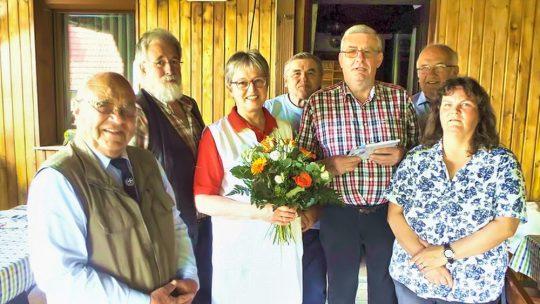 Der Walkersbrunner Gastwirt Rudi Strehl feiert seinen 65. Geburtstag
