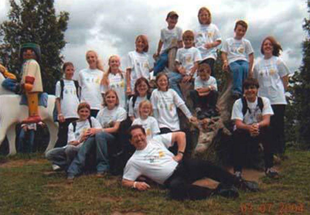 Kinderchortag des FSB Juli 2004