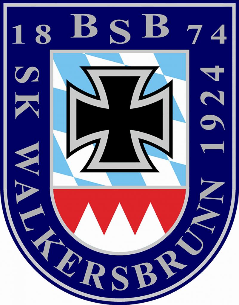 Wappen der Krieger- und Soldatenkameradschaft Walkersbrunn und Umgebung