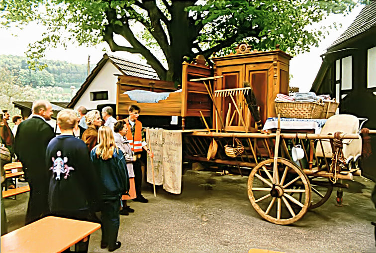 Impressionen von der 975 Jahr Feier in Walkersbrunn