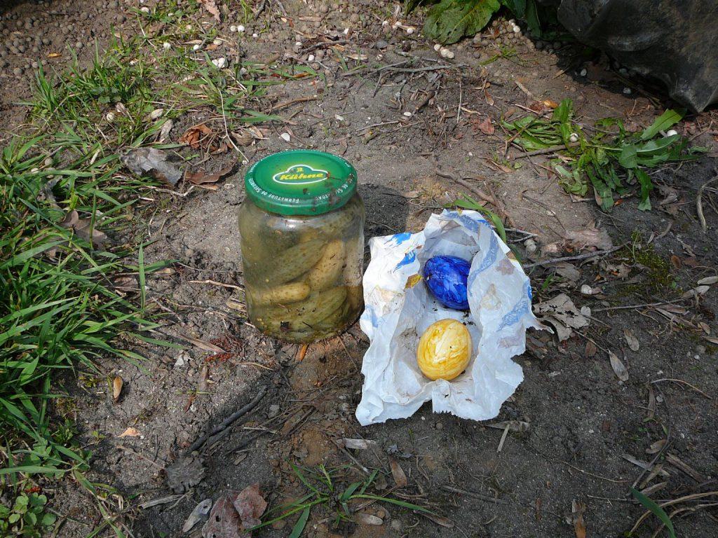 Frühstück gefunden in Mürthenbrunnen