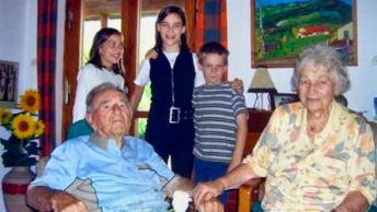 Hildegard Schmidt feierte ihren 95. Geburtstag