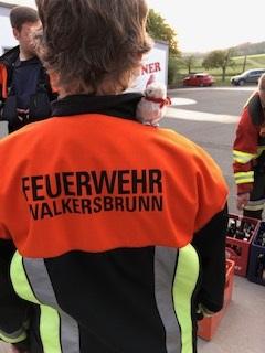 Feuerwehr in Walkersbrunn