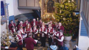 GV 1902 Walkersbrunn Weihnachtskonzert 2019