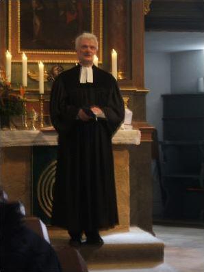 Pfarrer Dr. Malte Lippmann