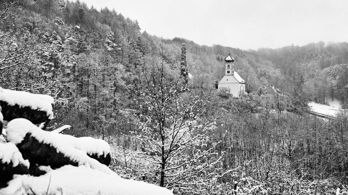 Kirche zu den heiligen Gräbern in Walkersbrunn